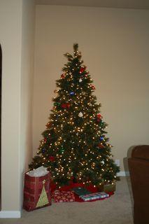 Xmas tree 2009