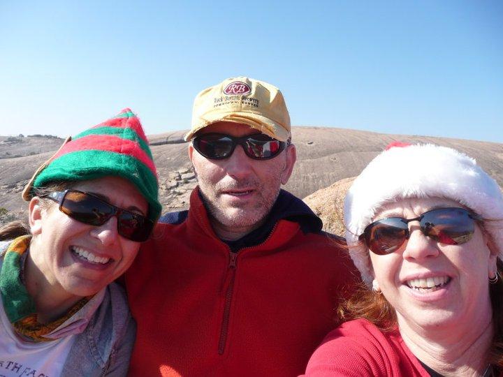Christmas Climbing 3