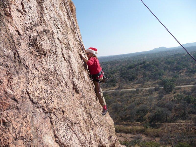 Christmas Climbing 2