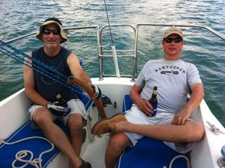 Sailing with friends 9-14 d