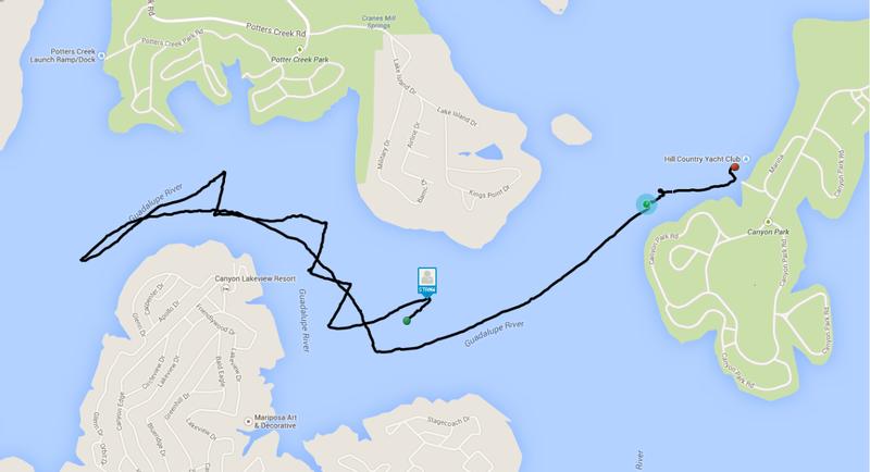 Sail track 3-13-15