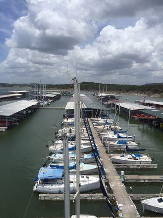 Up the mast  4