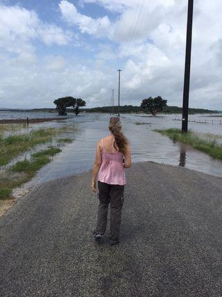 Wet road1