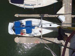 Up the mast  8